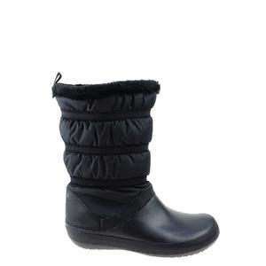 Śniegowce Crocs 205314 Winter Boot W black/black