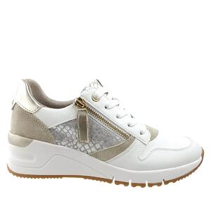 Tamaris 23702 white/lt.gold