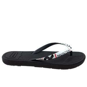 Klapki Hunter WFD1060 orig exploded logo flip flop