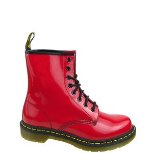 Dr. Martens 1460W Red Rouge Patent Lamper