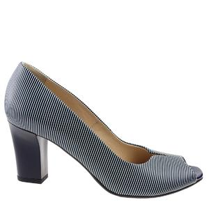 Marco Shoes 0316P-211-025-1 granatowy