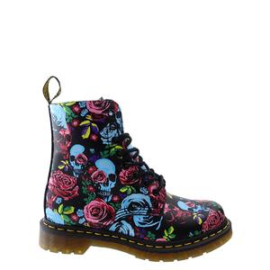 Dr. Martens 1460 Pascal Rose 24427102 Rose Fantasy Backhand Straw Grain