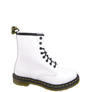 Dr. Martens 1460W White Blanc Patent Lamper