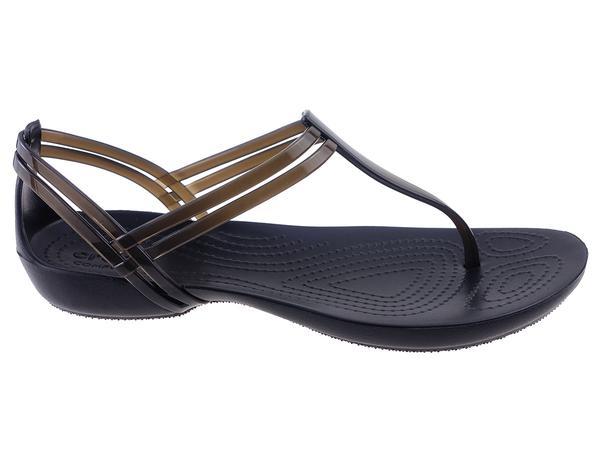 świetne ceny gorąca wyprzedaż piękno Buty na lato damskie Japonki Crocs Isabella T-Strap 202467 ...
